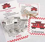 Caboose Cookie Cutter