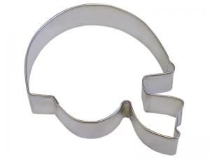 """4"""" Football Helmet Cookie Cutter"""