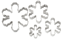 Snowflakes Nesting Metal Cutter Set