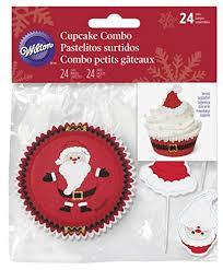 Secret santa cupcake combo pack