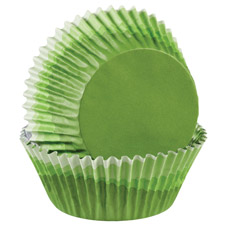 Green Ombre Color Cups