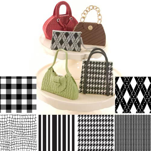 Fabric Texture Sheet Set