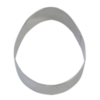 Egg Cookie Cutter 4""