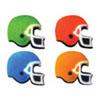 Football Helmet Asst. Colors Sugar Decorations