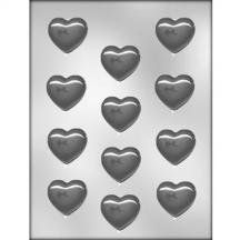 Smooth Heart Chocolate Mold