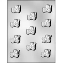 "1 3/8"" Baby Buggy Chocolate Mold"