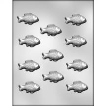 "2"" Fish Chocolate Mold"