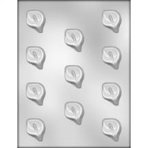 "1 1/2"" Calla Lilly Chocolate Mold"