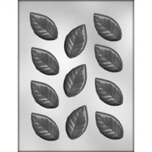 "2 3/8"" Rose Leaf Chocolate Mold"