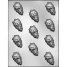 """1 7/8"""" Grapes Chocolate Mold"""