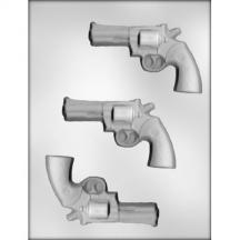 Gun Chocolate Mold