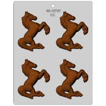 "3"" Horse Chocolate Mold"
