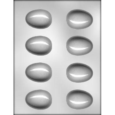 """Cracked Egg 7 1/2"""" 3D Chocolate Mold   (CLONE)"""