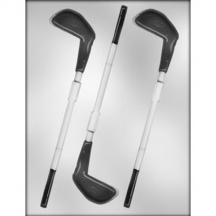 Golf Clubs Chocolate Mold