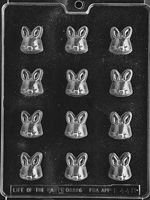 Bunny Face Chocolate Mold