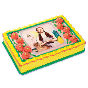 Wizard of Oz Edible Images