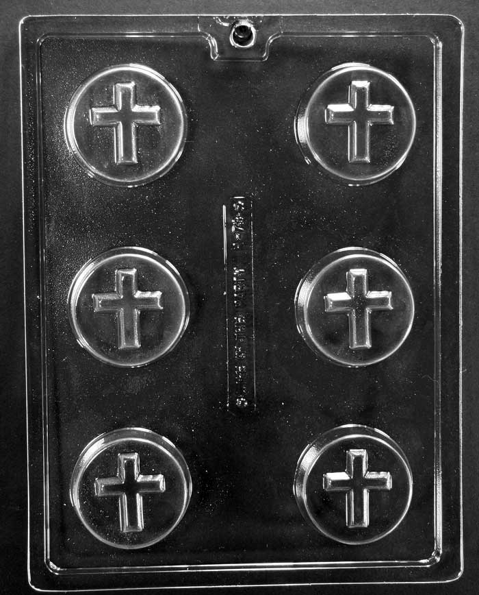 Cross Cookies Chocolate Mold
