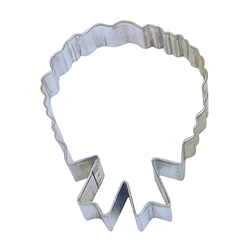 Wreath Cookie Cutter - 4""
