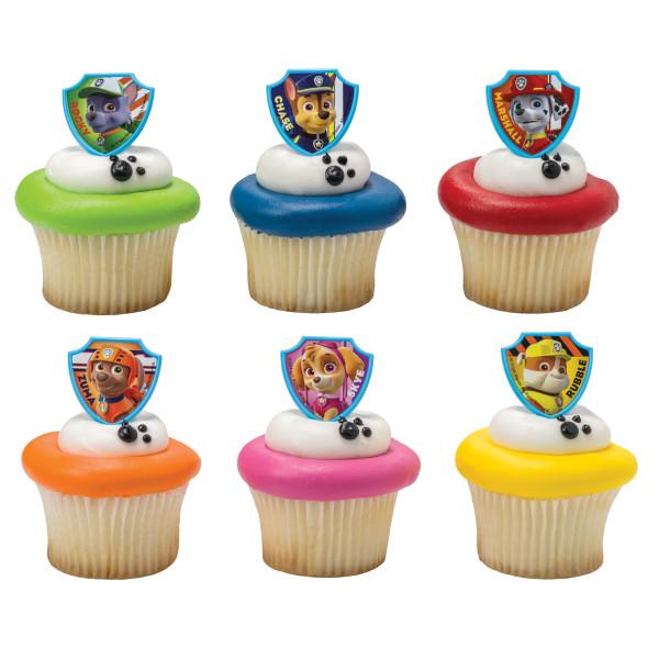Paw Patrol Cupcake Topper