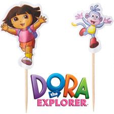 Dora the Explorer Fun Pix