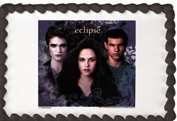 Twilight Eclipse Edible Image