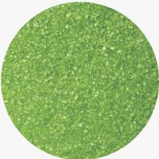 Lime Green Sanding Sugar 4oz.