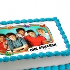 One Direction Edible Image