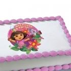 Dora the Explorer Edible Image