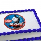 Thomas the Tank Edible Image