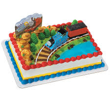 Thomas and Coal Car Cake Topper Kit