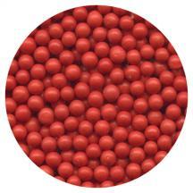 Red Sugar Pearls 4oz.