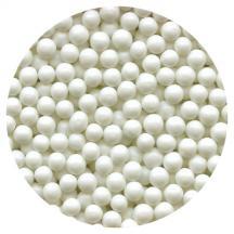 White Sugar Pearls