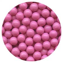 Pink Candy Beads 3.5oz.