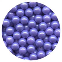 Pearl Lavender Candy Beads 3.5oz.