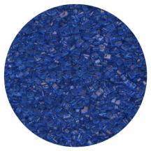 Royal Blue Sugar Crystals 4oz.
