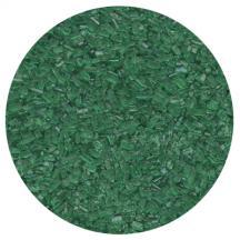 Green Sugar Crystals 4oz.
