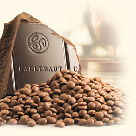 Callebaut Milk Chocolate - 11 lb block
