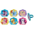 My Little Pony Cutie Beauty Cupcake Rings