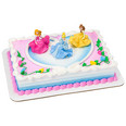Disney Princess Once Upon a Moment Cake Topper Set