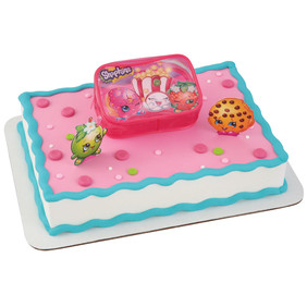Shopkins I love to shop Cake topper