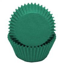 Green Baking Cups