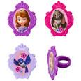 Princess Sophia Cupcake Rings