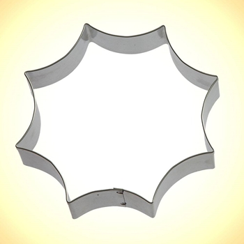 "4.5""Spider Web Cookie Cutter (Spider not shown)"