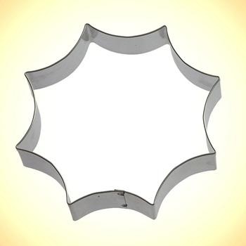 """4.5""""Spider Web Cookie Cutter (Spider not shown)"""