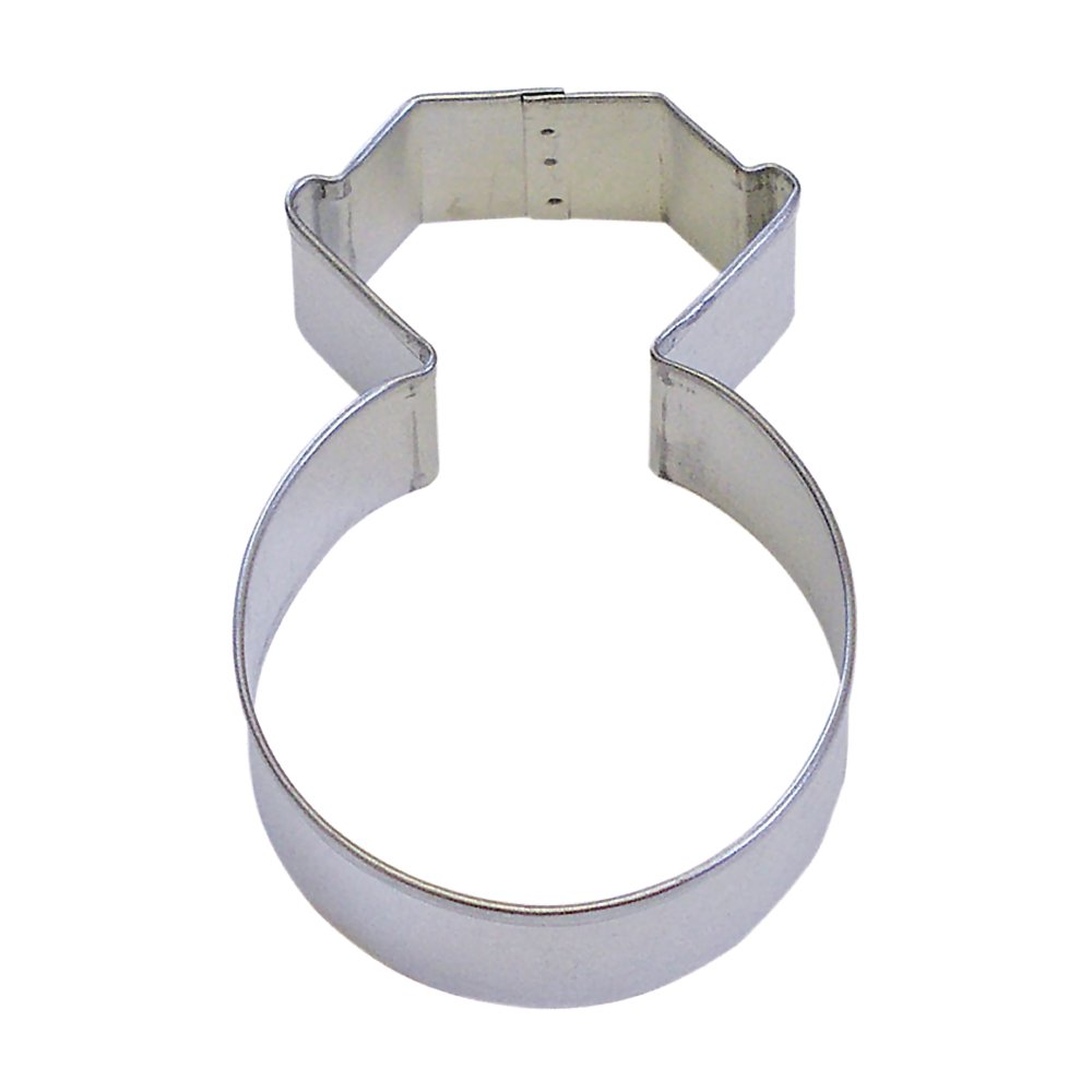 "3"" Diamond Ring Cookie Cutter"