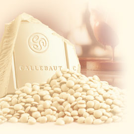 Callebaut White Chocolate - 11 lb block