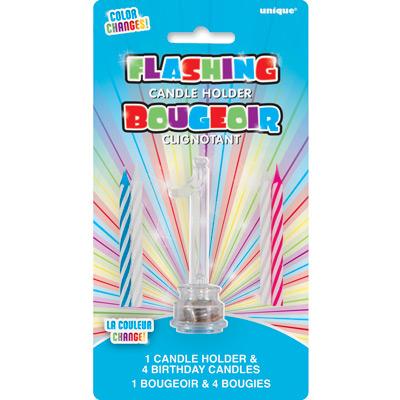 1 Flashing Candle