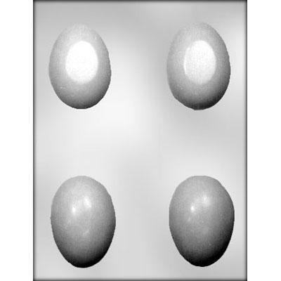 "3"" 3D Egg Chocolate Mold"