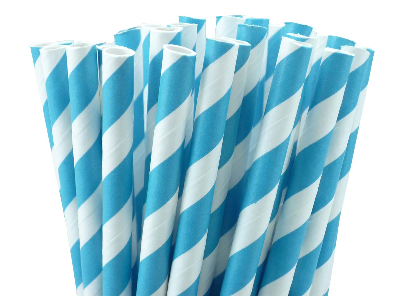 paper striped straws Amazonca: paper straws volare-hk paper straws 100 pack biodegradable drinking paper straws gold striped for party weddings / durable drinking straws.