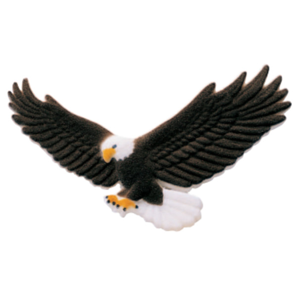 Eagle in flight Sugar Decorations